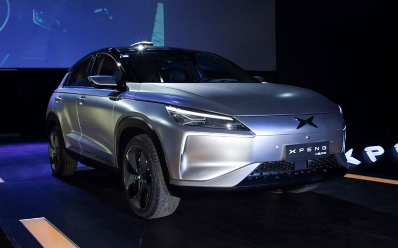 «Восстание машин»: китайцы презентуют конкурента Tesla 1