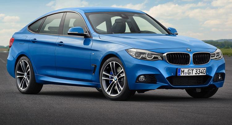 BMW презентует 3 новые модели 1