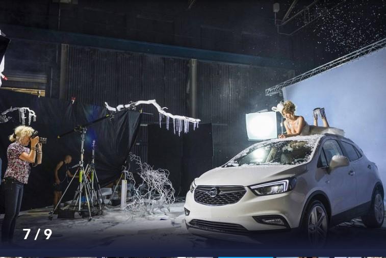 Съемки календаря Opel едва не сорвал «Сердитый Котик» 2