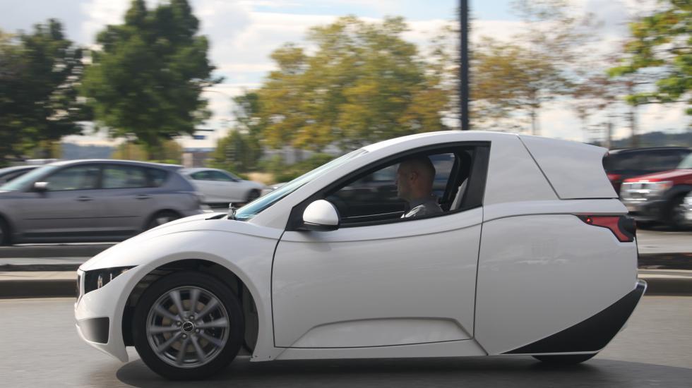 В Канаде построили авто «для эгоистов» 2