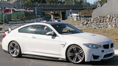 «Экстремальную» версию BMW заметили на трассе 1