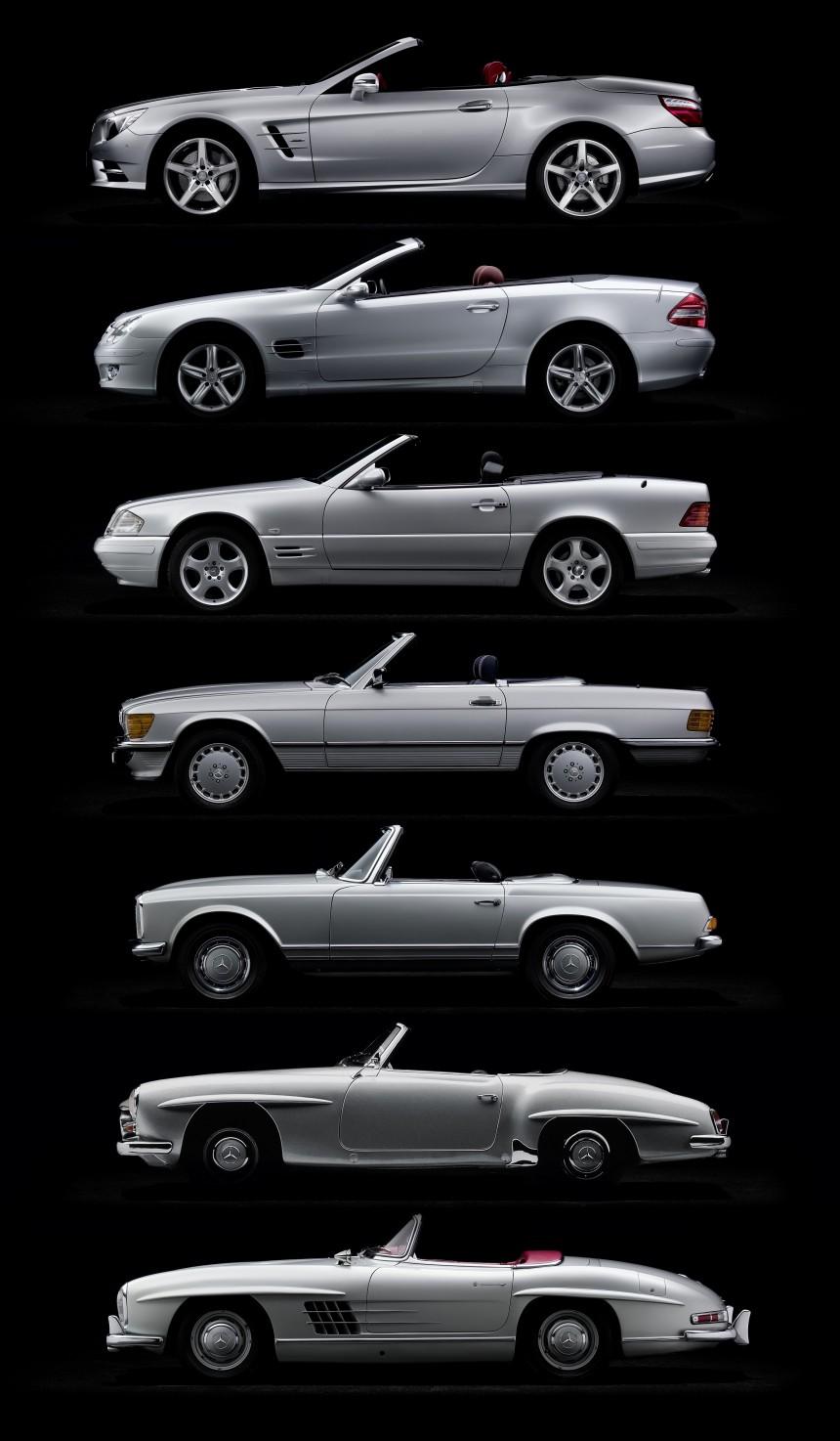 Новый Mercedes будет «спортивным и роскошным» 1