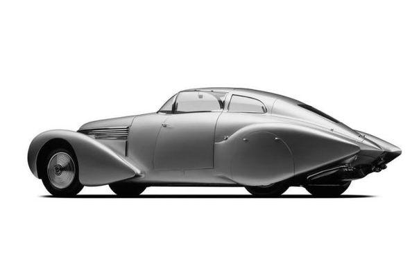 Потрясающие автомобили Конкурса элегантности 2