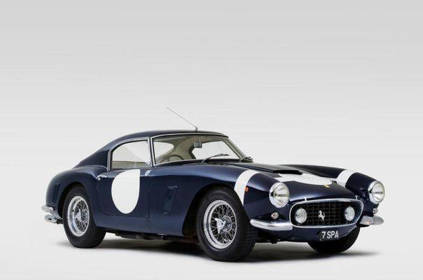 Потрясающие автомобили Конкурса элегантности 4