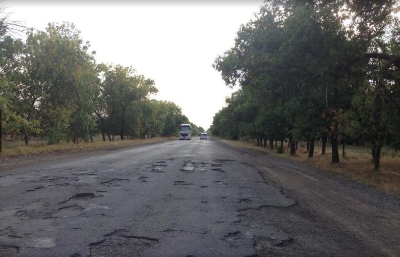 Журналист показал трассу, на которой «пропиарился» Саакашвили 2