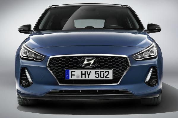 Марка Hyundai презентовала новую модель 1