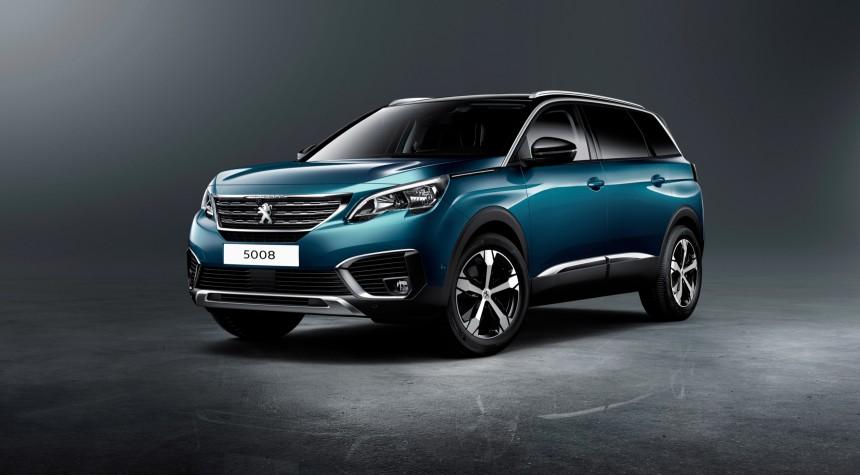 Peugeot 5008 больше не минивэн 2