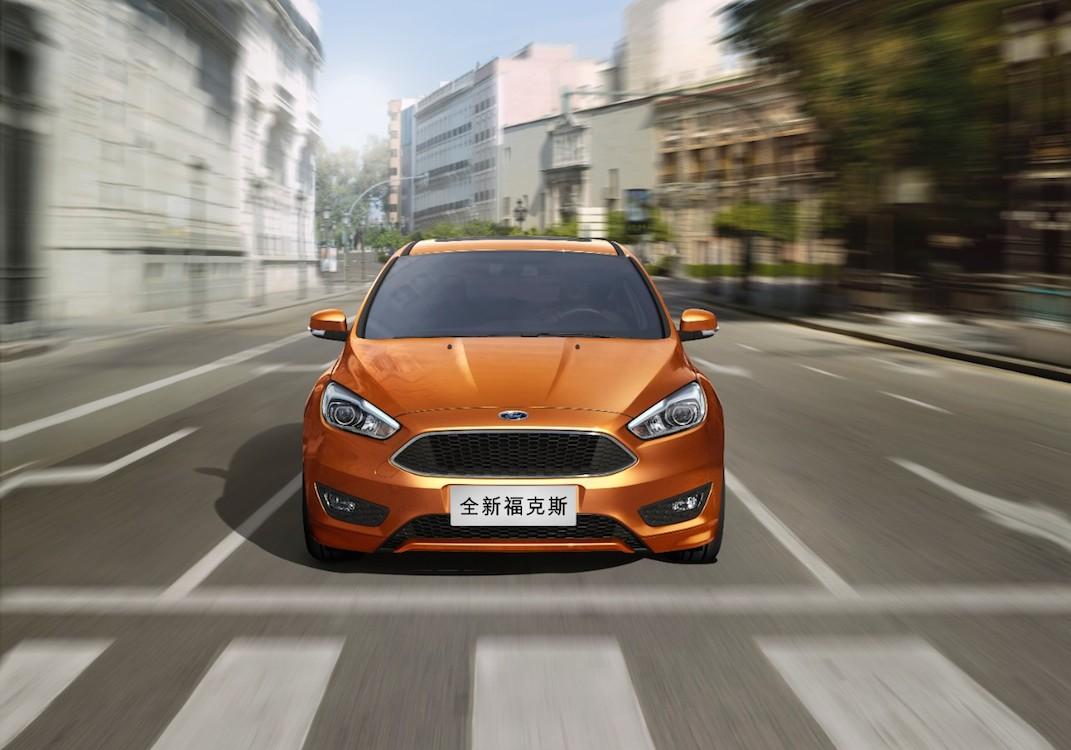 Компания Ford завоевывает китайский авторынок 2
