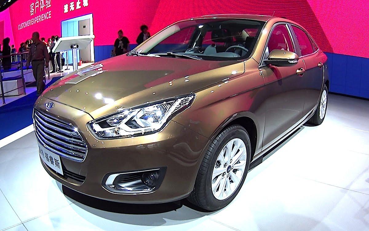 Компания Ford завоевывает китайский авторынок 1