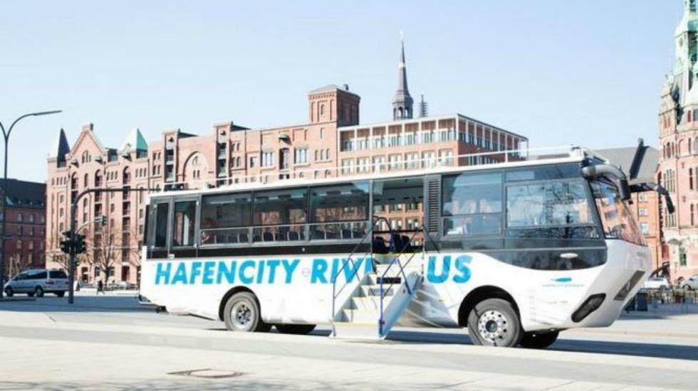«Автобус-амфибия»: секреты успешной технологии 1
