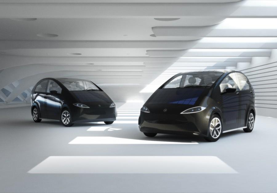 «Народный электромобиль» получил минимум опций 1