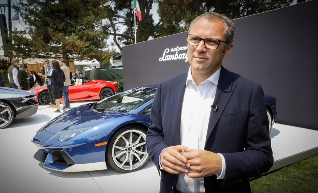 Lamborghini презентует «модель для женщин» 1