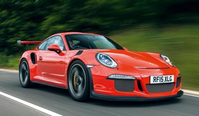Из-за «дизельгейта» Porsche остался без нового суперкара 1