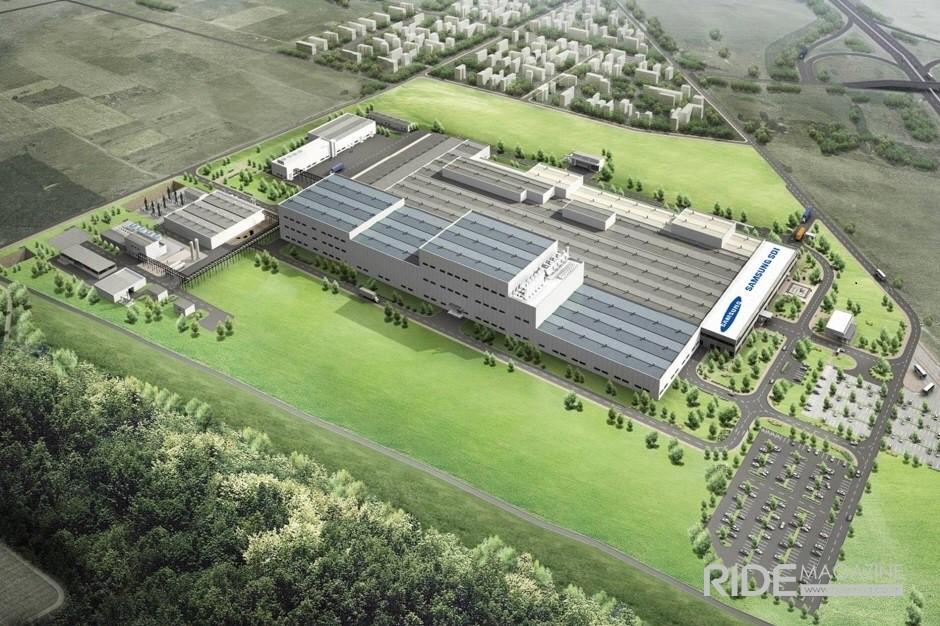 Samsung займется производством батарей для электрокаров 1