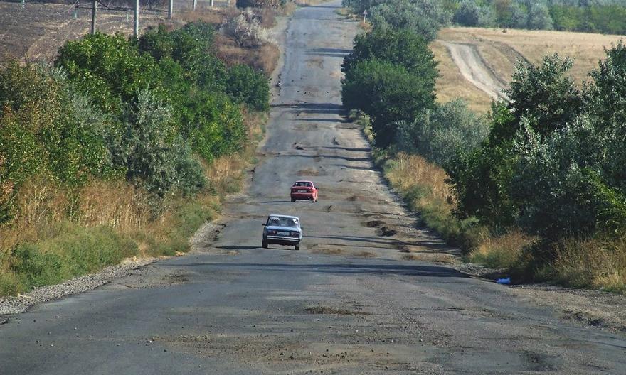 Правительство пытается выяснить, куда делись деньги на реконструкцию дороги Одесса – Рени 1