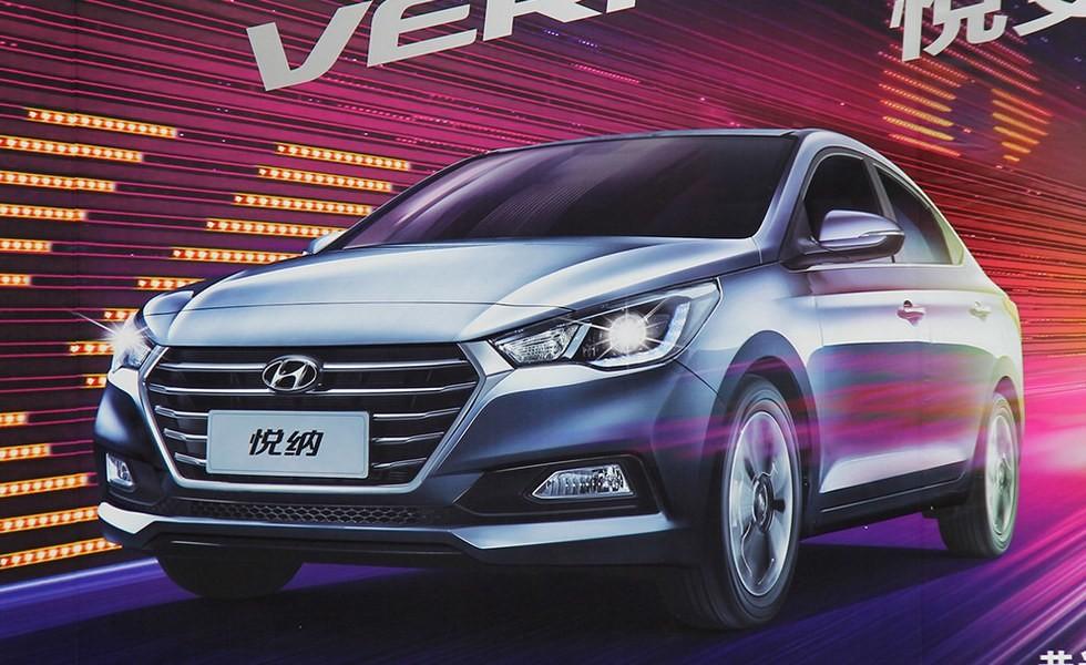 Новый Hyundai Solaris рассекречен до официальной премьеры 1