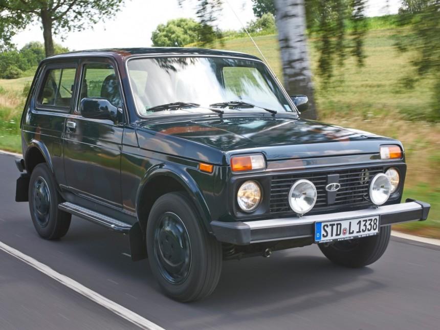 В Германии назвали самые медленные новые автомобили 1