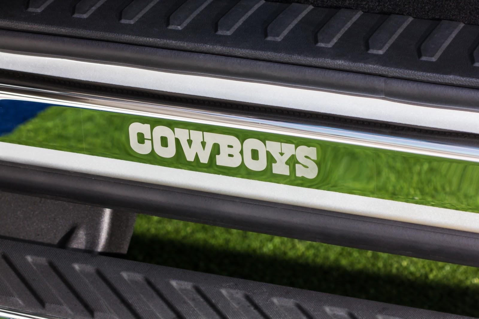 Ford F-150 обзавелся спецверсией, посвященной американским футболистам 1