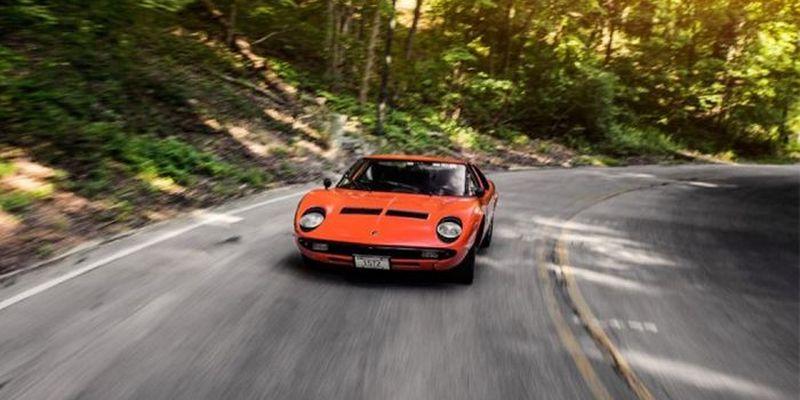 Lamborghini, который 28 лет пылился в гараже 1