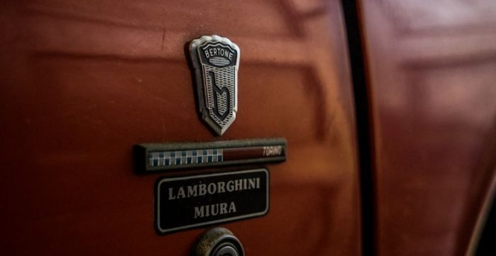 Lamborghini, который 28 лет пылился в гараже 6
