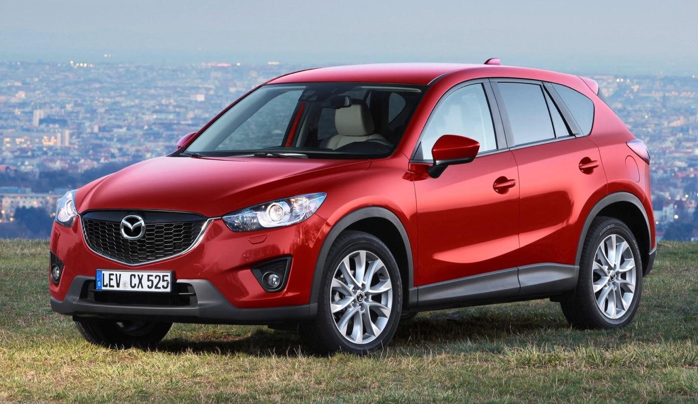 Mazda отзывает миллионы автомобилей 1