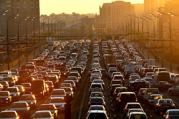 Эксперты назвали главную опасность дорожных «пробок» для здоровья 1