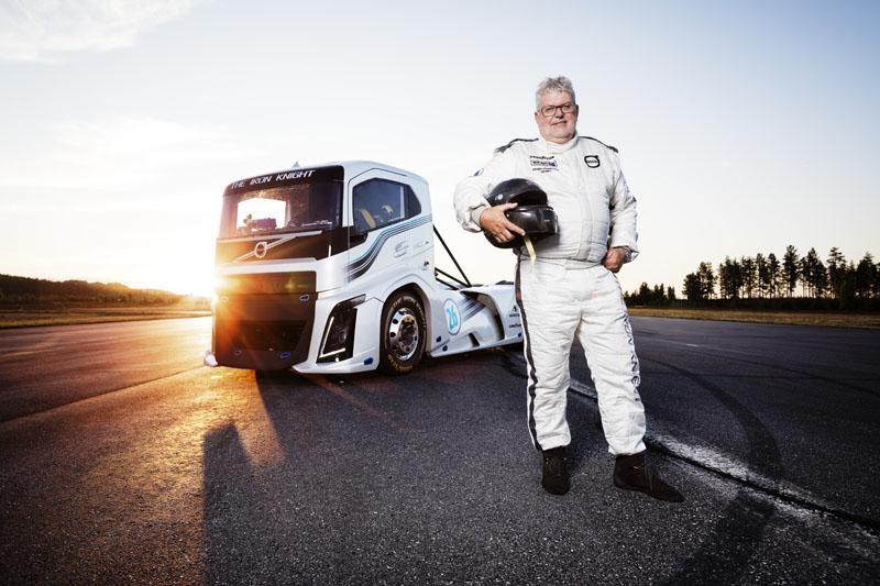 «Железный рыцарь» - самое быстрое грузовое авто 1