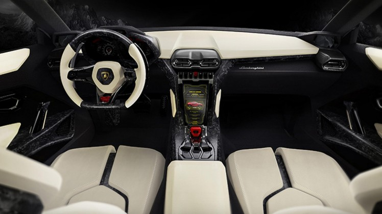 Благодаря выпуску кроссовера продажи Lamborghini увеличатся вдвое 3