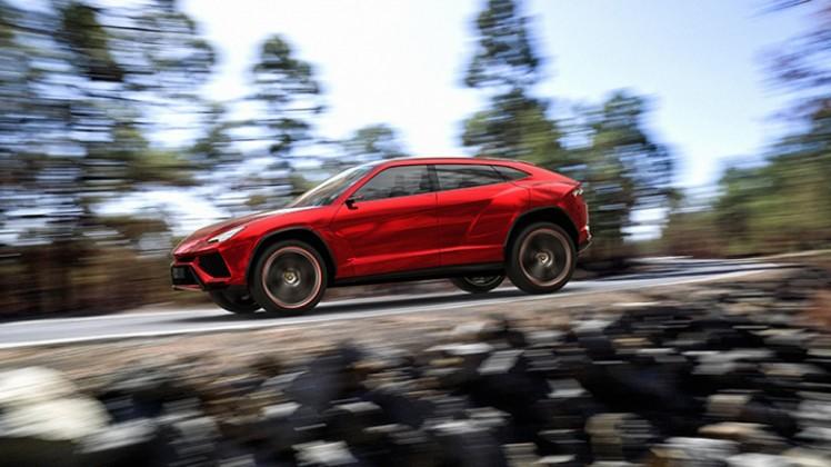 Благодаря выпуску кроссовера продажи Lamborghini увеличатся вдвое 2