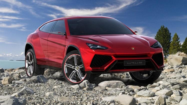 Благодаря выпуску кроссовера продажи Lamborghini увеличатся вдвое 1