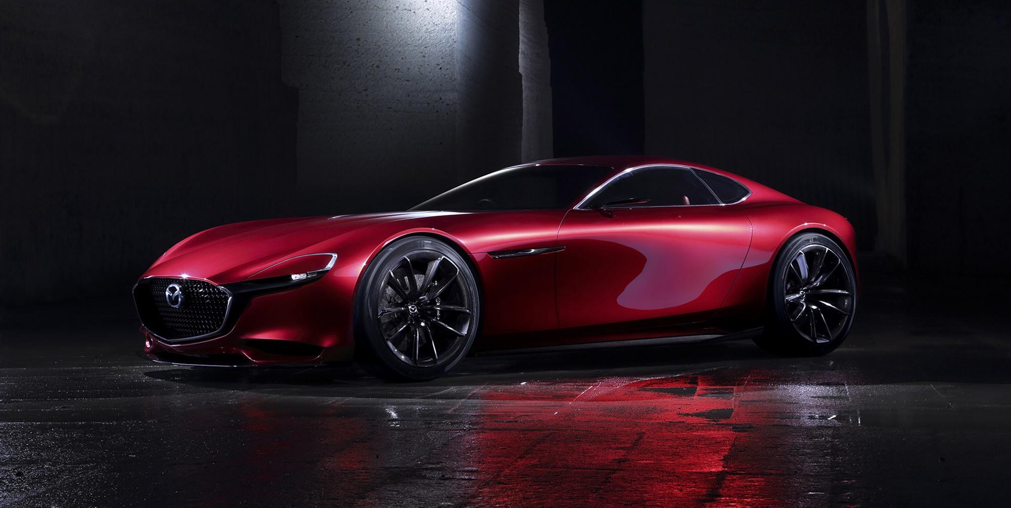 Mazda презентует новую модель RX-9 1
