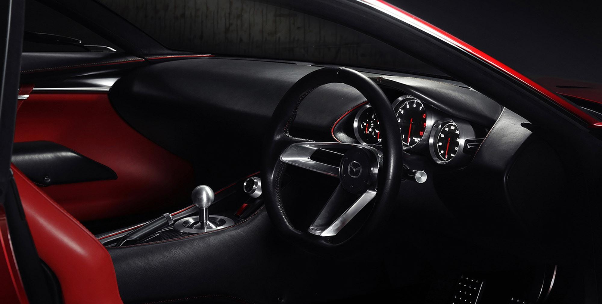 Mazda презентует новую модель RX-9 2