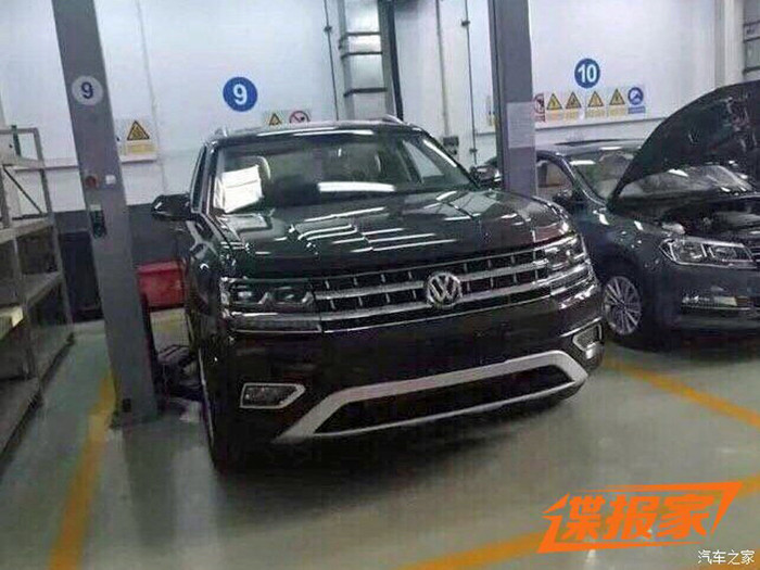 Новый внедорожник Volkswagen получил 280 л.с 1
