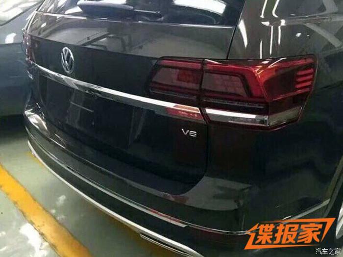Новый внедорожник Volkswagen получил 280 л.с 2