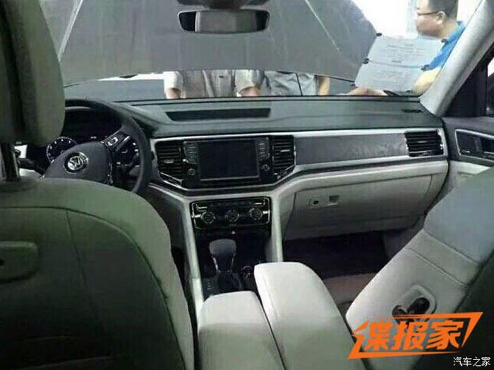 Новый внедорожник Volkswagen получил 280 л.с 3