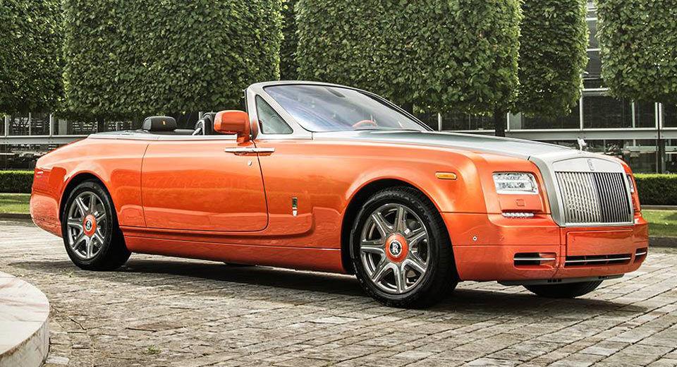 Rolls-Royce презентовал «особые» модели 2