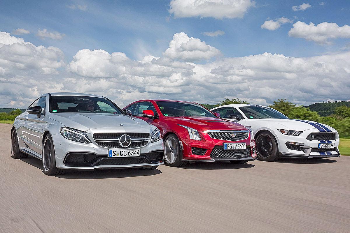 Обзор б/у авто: тест-драйв Ford и Mercedes 1