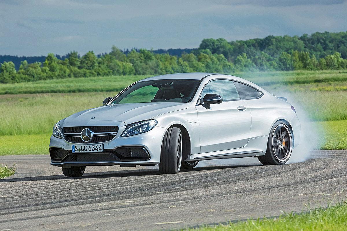 Обзор б/у авто: тест-драйв Ford и Mercedes 7