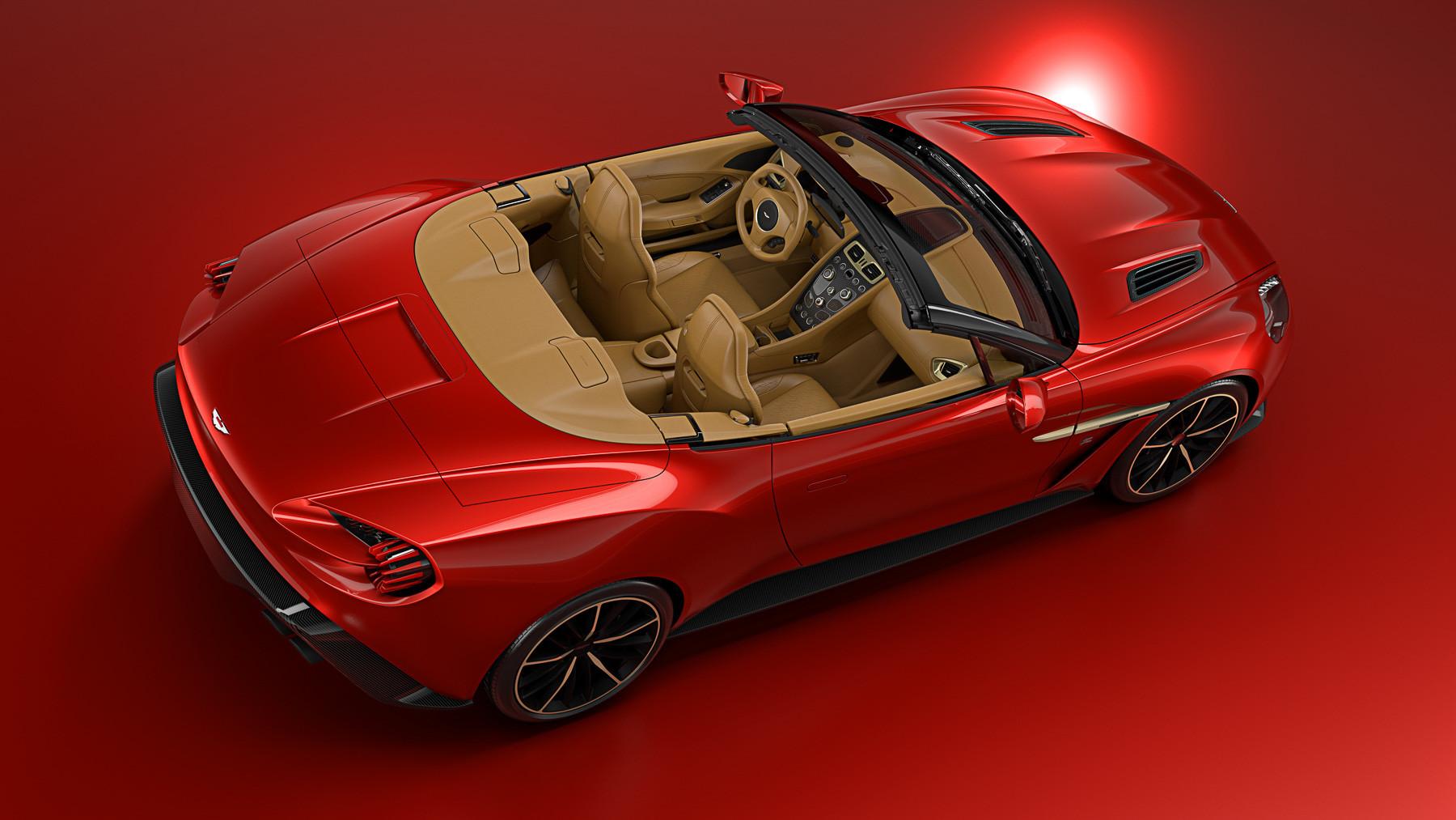 Новый Aston Martin оснастили 5,9 литровым мотором 2