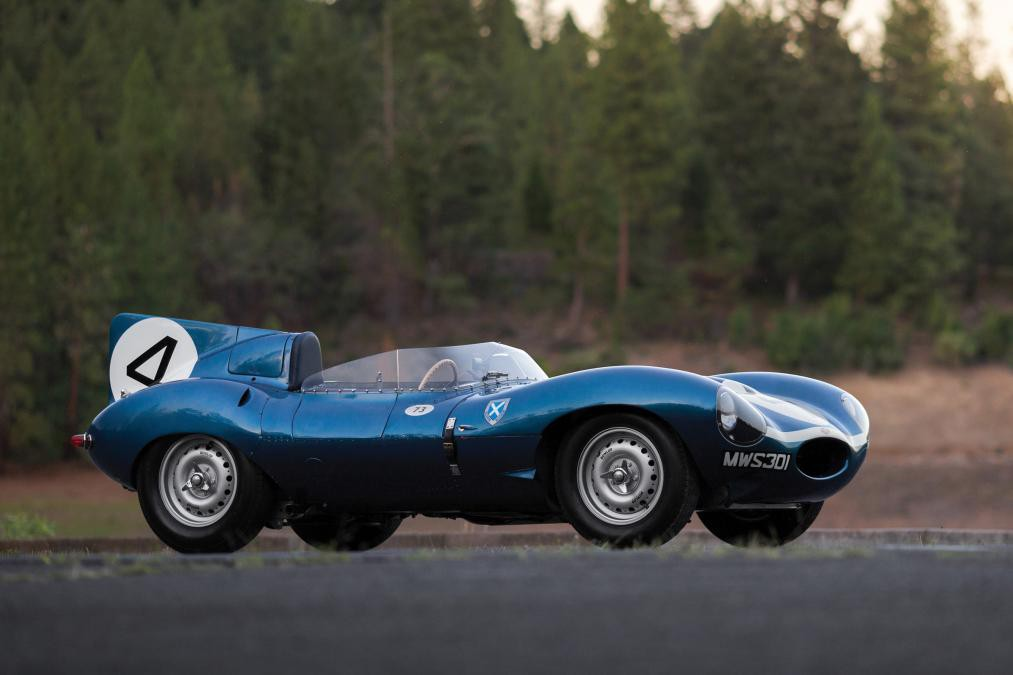 Самые дорогие машины из предложенных на аукционах 5