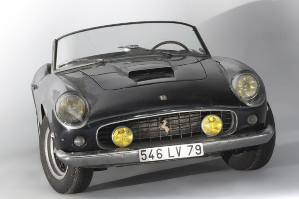 Самые дорогие машины из предложенных на аукционах 3