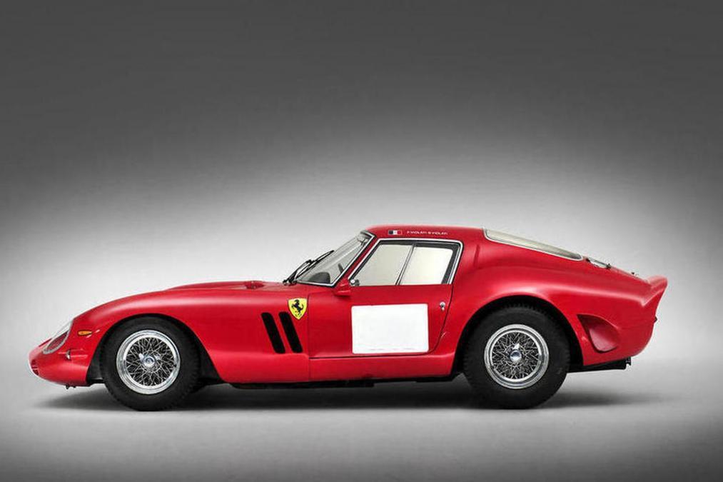 Самые дорогие машины из предложенных на аукционах 11