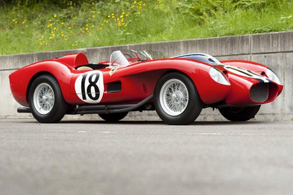 Самые дорогие машины из предложенных на аукционах 1