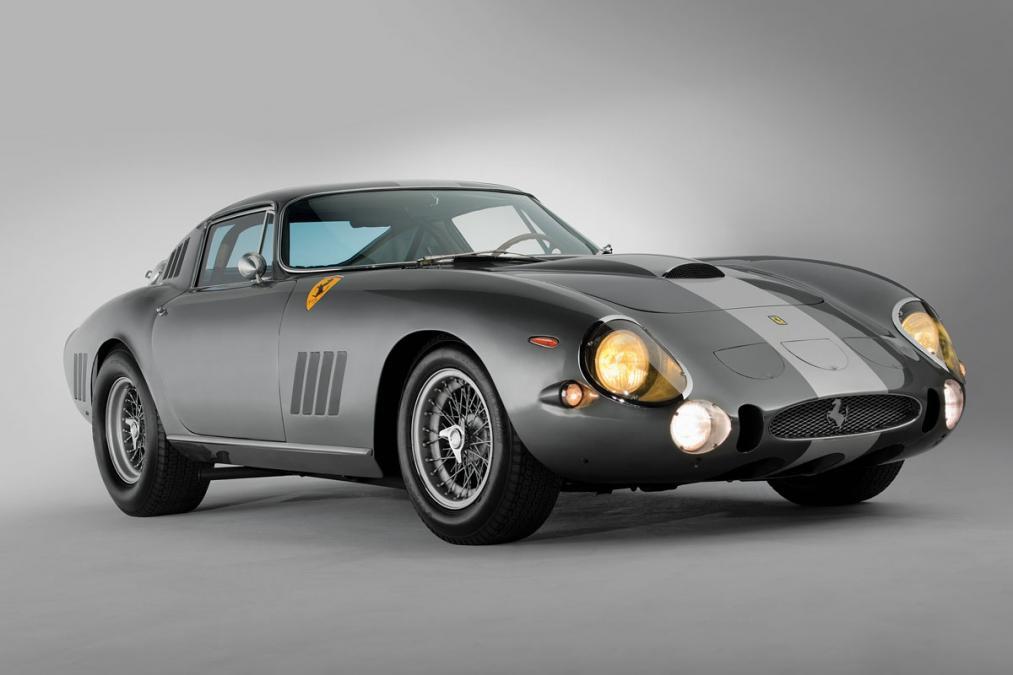 Самые дорогие машины из предложенных на аукционах 6