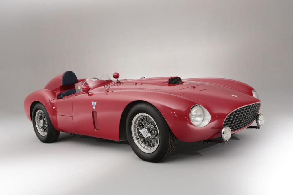 Самые дорогие машины из предложенных на аукционах 2