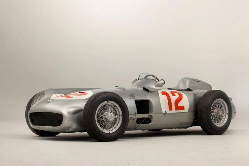 Самые дорогие машины из предложенных на аукционах 9