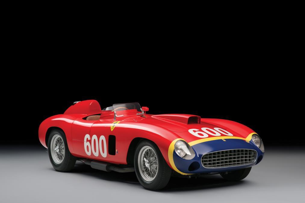 Самые дорогие машины из предложенных на аукционах 8
