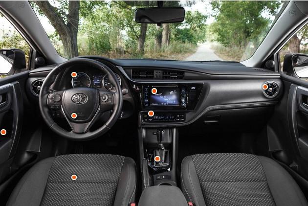 Обновлённая Toyota Corolla: «теперь почти как Camry» 3