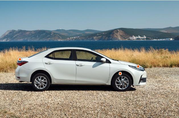 Обновлённая Toyota Corolla: «теперь почти как Camry» 4