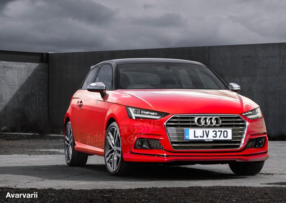 Audi презентует второе поколение популярной модели 1